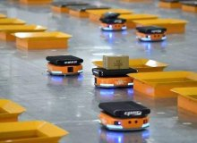 RFID technology makes logistics sorting more convenient