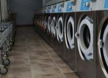 RFID large washing company is served washing solution