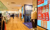 UNIQLO Announced to bring RFID Labels to the 3000 stores within one year