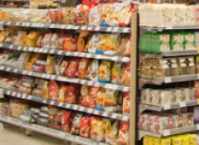RFID Traceability Labels/Tags For Goods In supermarket By Your Smart Phone