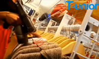 RFID Clothes Tags For Clothes Smart Management, Supermarket