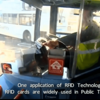 RFID PVC Bus Card For Traffic Quick Payment, Access Management