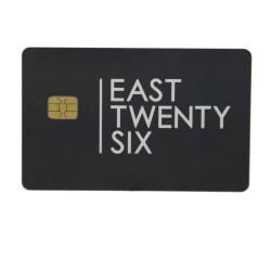 Contactarse con interfaz de tarjeta IC con el chip FM4442