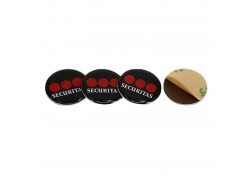 Dia30MM NTAG216 Waterproof NFC Epoxy Tag With Anti-Metal Work on Outdoor