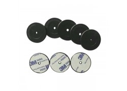 Dia35mm ABS NFC Disc Tag On Metal