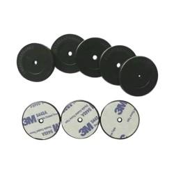 Dia35MM ABS disco NFC Tag en Metal