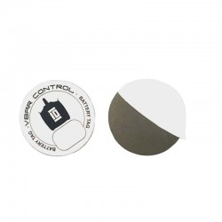Hot-sale Anti-metal NTAG216 NFC Coin Tag