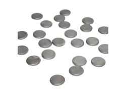 Etiqueta NFC a prueba de calor del microprocesador Ntag213 del diámetro NFC de la etiqueta del tamaño mini