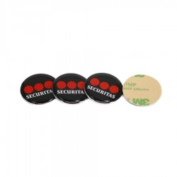 One side Epoxy RFID Dics Anti-metal tag