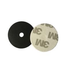 2 Ntag213 tornillo NFC etiqueta con la etiqueta engomada de 3M