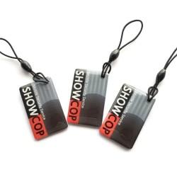 Etiquetas de 13.56MHz frecuencia intermedia Desfire EV1 2K NFC epoxy