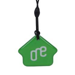 las etiqueta coloridas lavable PVC RFID