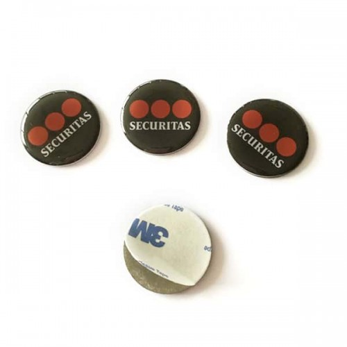 DIA25MM epoxy NTAG213 NFC Disc tag on metalNFC TAGSDIA25MM epoxy Ntag213 NFC Disc tag on metal0.00