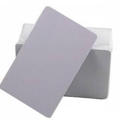 13.56MHZ RFID Blank PVC Card UID Changeable Block 0 rewriteable card