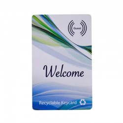 Free samples Competitive Price for RFID Hotel Key Card Membership Card