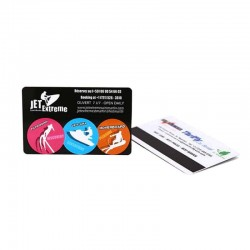 Nuevo diseño MF S50 NFC tarjeta de PVC