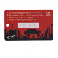NFC NTAG213 Tarjeta Para NFC móvil