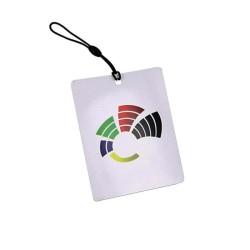 Medida no estándar NFC NATG215 llave PVC etiqueta