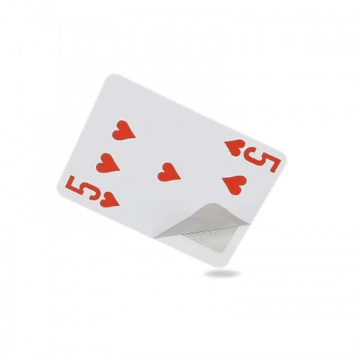 RFID NFC Poker playing card with Ultralight ChipHF RFID Cardskevin0.00