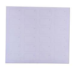 4x6 de Topaz512 chip embutido de hoja