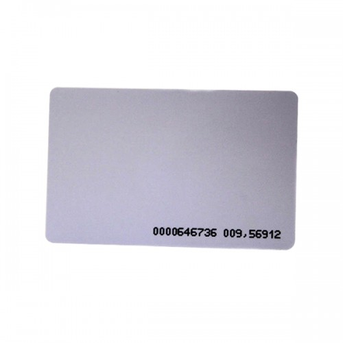 125khz TK4100 proximity card with inner codeLF RFID Cardssherry0.00