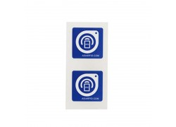 13.56MHz Contactless Writable rfid nfc sticker with Ntag213 chip for access control