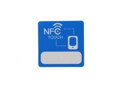 13.56MHZ MF08 1Kbytes NFC etiqueta