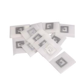 18x18MM FM11RF08 RFID Wet Inlay