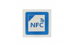 888 Byte NFC Sticker NTAG216 Programmable NFC Tag
