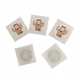 RFID etiquetas de papel
