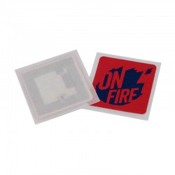 Custom factory cheap 13.56MHz Writable RFID label with NTAG 213 chip