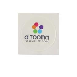 Customized size for Topaz 512 NFC Tag Sticker