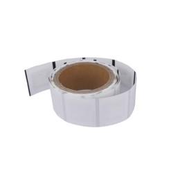 Pegatina NFC ISO14443A NTAG213 con línea impresa en negro