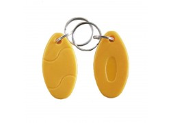 New mold RFID Colored Classic waterproof ABS Material Passive key tags