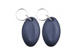 RFID Colored Classic waterproof ABS Material Passive key tags for door control