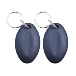 Etiquetas de clave pasivas de material de ABS de color clásico RFID RFID para el control de la puerta