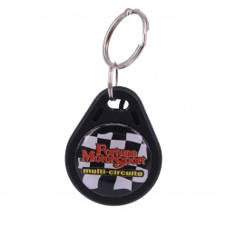 RFID Keyfob with Strict Quality Control