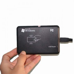 High Frequency 13.56Mhz USB Reader for IC Card