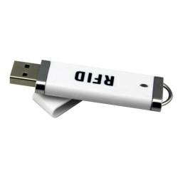 Lector de tarjetas IC con Lector y Escritor RFID USB HF 13.56KHz