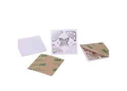 3M adhesivo UHF RFID etiqueta Monza4QT H47