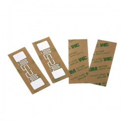 UHF Sticker Tags with High Quality