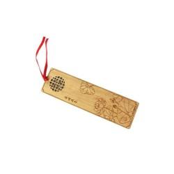 Custom printing waterproof NFC Wooden card RFID Card wood business card