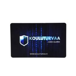 Custom RFID Blocking Card For Credit & Debit Card Protection
