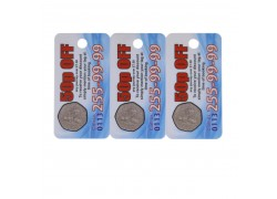 Manufacturer of 3up Barcode Combo Key Cards