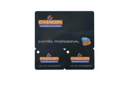 Plastic GYM Barcode Key Card