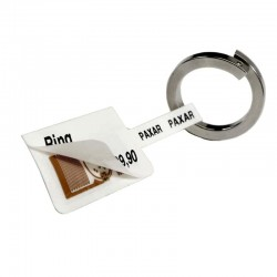 915MHz Alien H3 chip rfid tag for jewelry