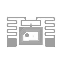 Dual Frequency(UHF+HF) EM4423 RFID NFC Tag