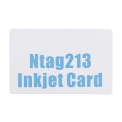 Ntag213 Inkjet Card