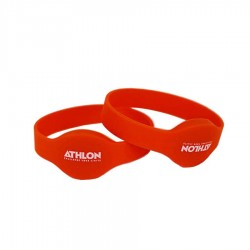 13.56MHZ Waterproof Silicone RFID Wristband