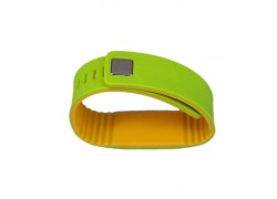 180 bytes 13.56MHz ISO14443A NTAG 213 Adjustable Silicone NFC Bands